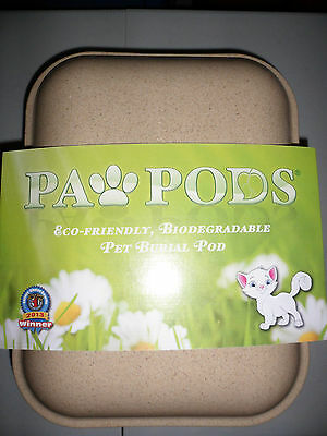 Paw Pods Pet Buriel Pod Medium
