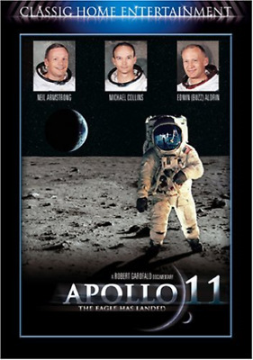 Various-Apollo 11: The Eagle Has Landed  DVD NEW