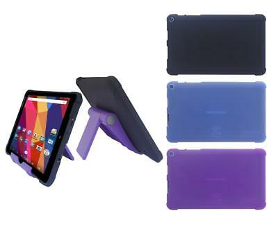 """TPU Case + Adjust Stand for Nuvision 8"""" (TM800A730M /TM800A740M) Android Tablet"""