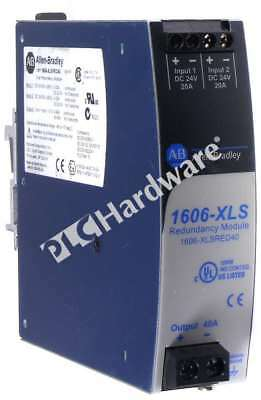 Allen Bradley 1606-XLSRED40 /A Performance Redundancy Module 24-28VDC 40A