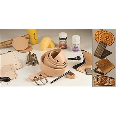 Tandy Leather Basic Stamping Leathercraft Set 1 55425-00 - 5542500