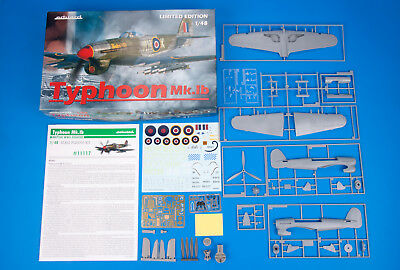 EDUARD 11117 Typhoon Mk.Ib in 1:48 LIMITED