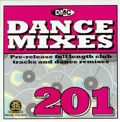 VARIOUS - Dance Mixes 201 (Strictly DJ Only) - CD (unmixed CD)