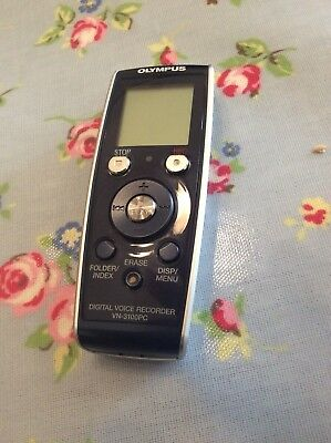 olympus vn 3100pc voice recorder 4 10 picclick uk rh picclick co uk Olympus Digital Voice Recorder digital voice recorder vn-3100pc manual español