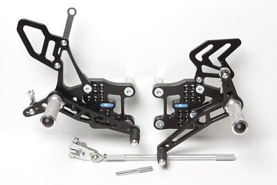 Pp Tuning Racing Footrest System Motorcycle Aprilia RSV 1000 2004-2006