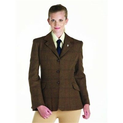 Matchmakers Kids Caldene Southwold Jacket - Brown, 28 Inch - Competition Tweed