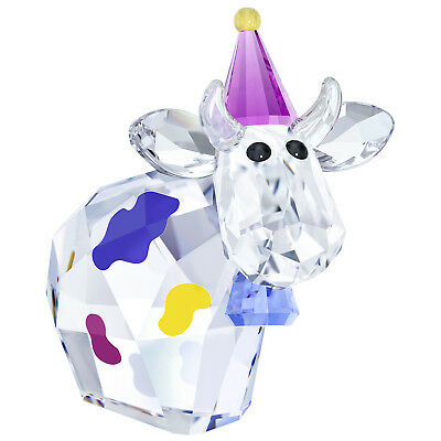 Party Mo Cow Limited Edition Celebration 2018 Swarovski Crystal  5301580