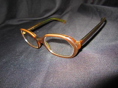 VINTAGE CLASSIC BAUSCH & LOMB 5 1/2 Industrial Safety GLASSES 47018 B&L 033