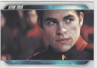 Star Trek Movies Promo Card P2 By Rittenhouse