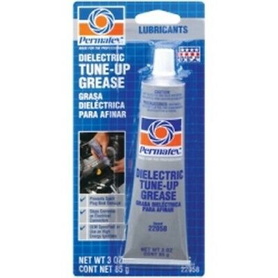 Dielectric Tune-Up Grease, 3 Ounce Tube Carded, Case of 6 PTX22058 Brand New!