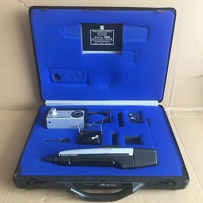 Graseby Dynamics GVD4 Explosives Vapour Bomb Detector - GVD 4 & BC2 Charger