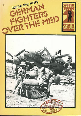 GERMAN FIGHTERS OVER THE MED Bf109 Ju88 Bf110 Fw190 WW2 LUFTWAFFE VICHY FRENCH A