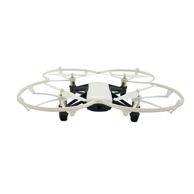 4x Propellers Guards Protective Ring Protection White for DJI Tello RC Quads