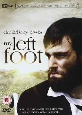 My Left Foot (DVD, 2008)  Brand new and sealed