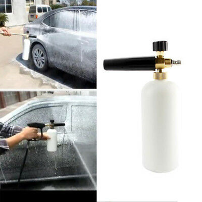 Gun New Cannon Snow Lance Connect Pressure Washer Foam Bottle Car Jet Home Tool