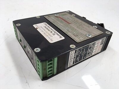 Mann Industries  Loop Powered Isolated Signal Conditioner Ixt/dmv Two Wire