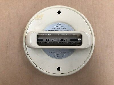 Fenwal Detect-A-Fire 027021-0 160F Manufacture No. 32599, 30125 Fire Detector