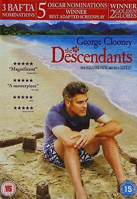 The Descendants [DVD]         Brand new and sealed