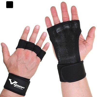 Cloves Fitness Body Gum Cross Fit Weight Lifting VIPER Gloves With Wrist Support
