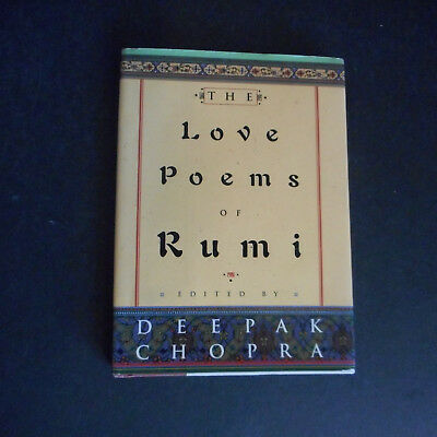 The Love Poems Of Rumi Hardcover 1567 Picclick