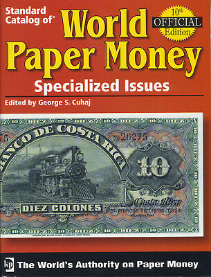 Katalog – Standard Catalog of World Paper Money Specialized Issues