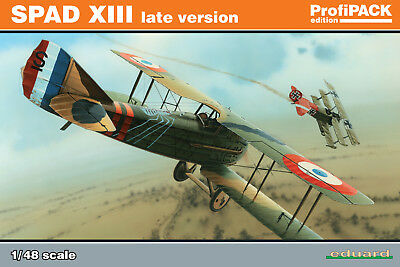 EDUARD 8196 SPAAD XIII Late Version in 1:48 ProfiPACK