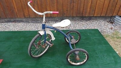RARE ANTIQUE 1920s-30s SUNSHINE TRICYCLE in Good Condition