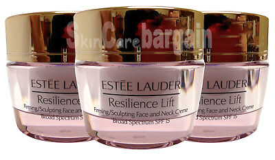 Estee Lauder Resilience Lift Firming Sculpting Face Neck Creme SPF 15 45ml Fresh