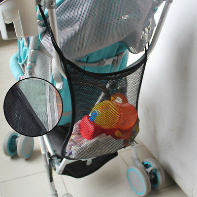 Baby Stroller Storage Nets Carrying Bag Net Bag For Umbrella Strollers Organizer