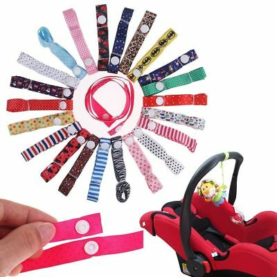Baby Newborn Infant Pacifier Soother Dummy Clip Holder Strap Nipple Shield Chain