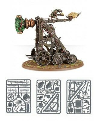 Skaven Plagueclaw  / Warp Lightning Cannon- Age of Sigmar