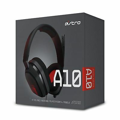 Astro A10 Headset - Red