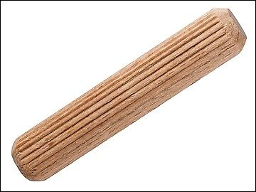 KWB Wooden Dowels 10mm (Pack of 30) KWB028200