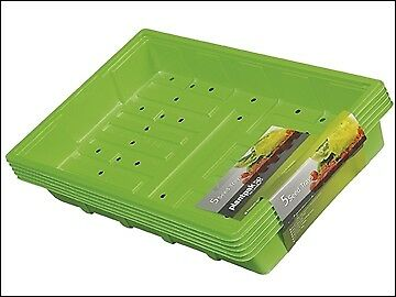 Plantpak Seed Tray (24 x Packs of 5) PPK70200001