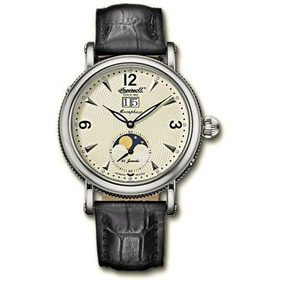 INGERSOLL // IN7805WH Patterson Automatic Men's Watch -Limited Edition