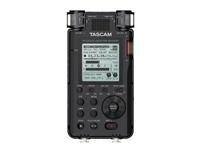 TASCAM DR-100mkIII Road-Ready/Studio-Quality 192 kHz/24 Bit PCM Recorder
