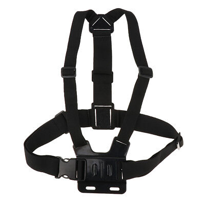 Adjustable Elastic Chest Strap Harness for GoPro Hero 5 Xiaomi Xiaoyi Camera