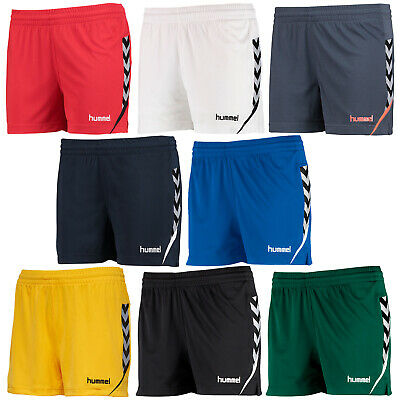 hummel Authentic Charge Polyester Shorts Damen Sporthose Handball Volleyball