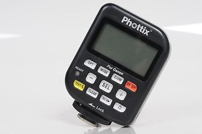 Phottix Odin TCU TTL Flash Trigger Transmitter v1.5 for Canon               #12D