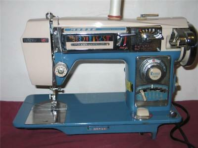 HEAVY DUTY MORSE 40 INDUSTRIAL STRENGTH SEWING MACHINE Upholstery Beauteous Morse 4400 Sewing Machine