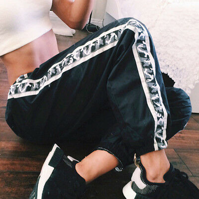 Women's Outdoor Joggers Trousers Tracksuit Bottoms Sports Jogging Gym Pants