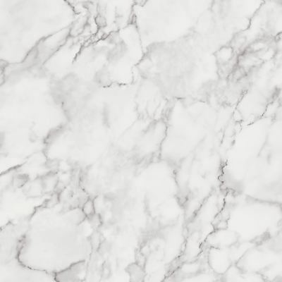 Marblesque Marble Wallpaper White / Grey - Fine Decor Fd42274 New