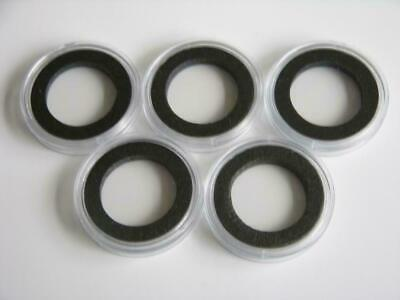 5 ring coin capsule Airtite 33mm 34mm 35mm 36mm 37mm 38mm 39mm 40mm 41mm large
