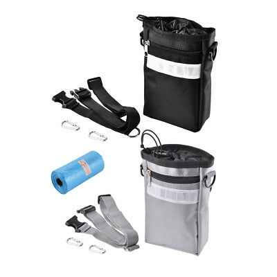 Pet Treat Bag Dog Puppy Snack Pouch Feeding Obedience Training Dispenser Holder