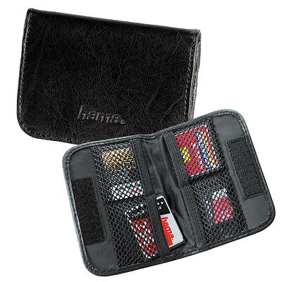 NEW Hama Memory Card Case / Wallet for SD Memory Cards and Compact Flash etc.