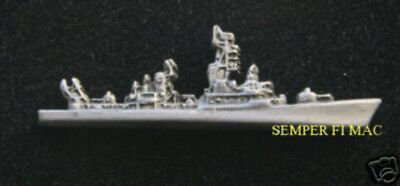 * Uss Robison Ddg12 Hat Lapel Pin Up Made In Us Navy Vet Destroyer Gift Nrw173