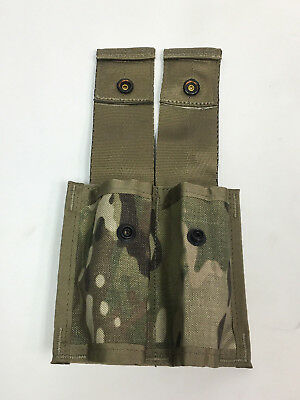 NEW Eagle Industries MOLLE Double 40MM PYRO Pouch US Military Issue Multicam OCP