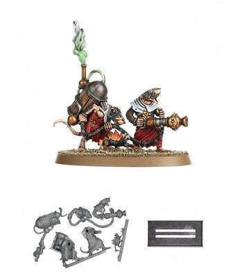 Skaven WARPFIRE WEAPON TEAM Spire of Dawn - Age of Sigmar