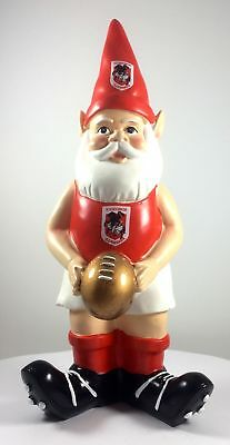 St George Dragons NRL Limited Edition Garden Gnome 2016