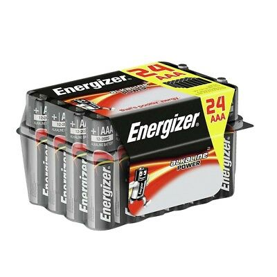 24x Energizer AAA MN2400 High Power Alkaline AAA Batteries - AMAZING VALUE!